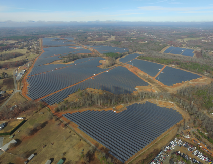 Google is Putting 1.6 million Solar Panels in Tennessee and Alabama