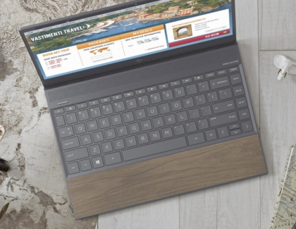 Computex 2019: HP Releases the HP Elite line, ZBook, HP ENVY Wood Series and More