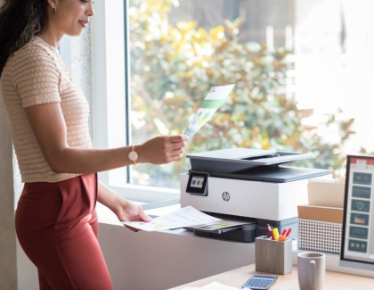 HP Introduces Smart Printers and Time-Saving Tools for Small Businesses