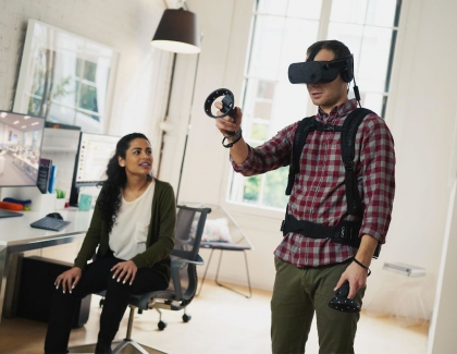 HP Introduces the Reverb VR Headset, ProBooks and Laptops