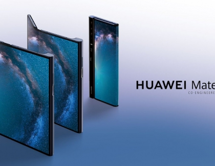 MWC: Huawei Unveils the $2,600 Mate X 5G Folding 5G Smartphone, Upgraded MateBook X Pro Laptop
