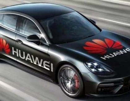 Huawei Establishes Smart Car Unit