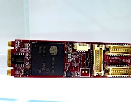 Innodisk Launching Industrial-Grade Graphics Card in M.2 Form Factor
