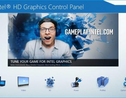 Intel Announces 9th Gen Intel Core mobile Processors, New Graphics Control Panel