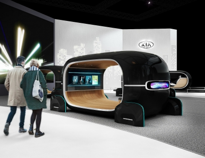 "Kia's R.E.A.D. Vehicle Technology ""Feels"" The Passsengers"