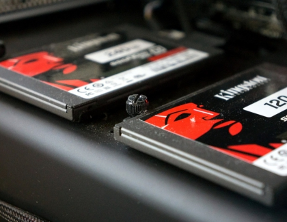 512GB SSDs' Price-per-GB Estimated to Hit an All-time Low This Year End
