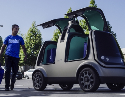 Nuro and Kroger Launch First Unmanned Delivery Service in Arizona