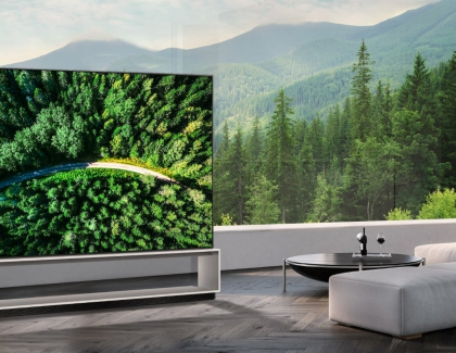 LG Starts Selling its 88-inch 8K OLED TV