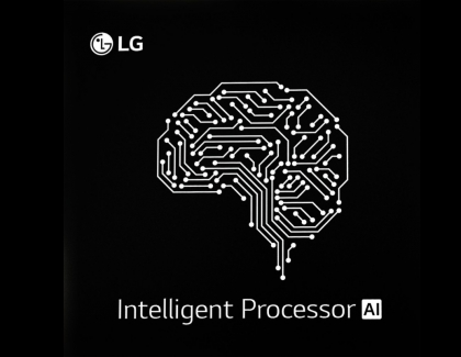 LG Develops its Own AI Chip For Home Appliances