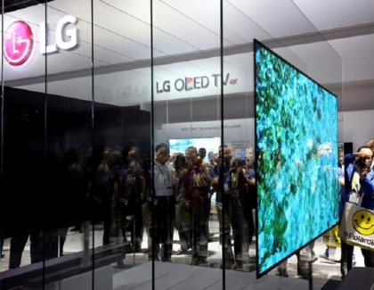 LG Display Says OLED Offers Better 8K Picture Quality Than LCD