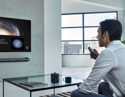 2019 LG AI THINQ TVs Get Amazon Alexa Support