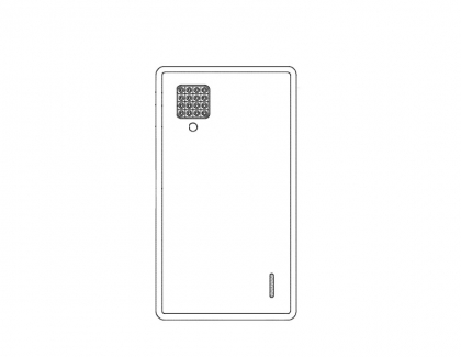 LG Patents Smartphone With 16 Rear Cameras