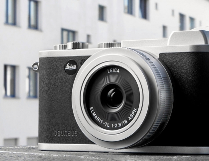 Limited Edition Leica CL '100 jahre bauhaus' Released