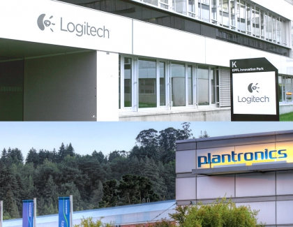 Logitech Terminates Take Over Talks With  Bluetooth Headphone Maker Plantronics