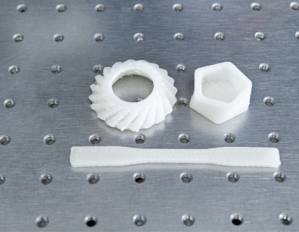 Researchers Accelerate 3-D Printing