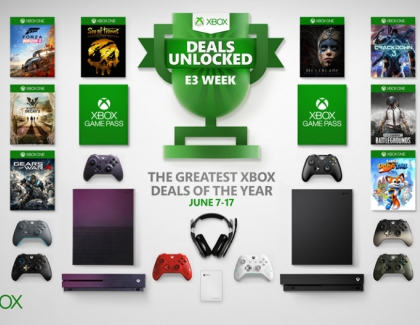 Xbox Deals Drop On June 7, Including $100 Off Xbox One X