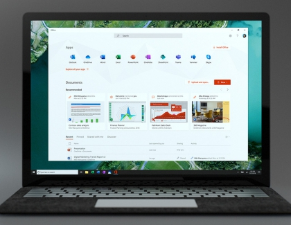 Microsoft Introduces Free Office app for Windows 10