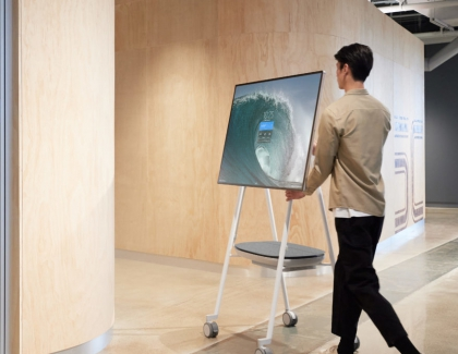 Microsoft Releases Surface Hub 2S