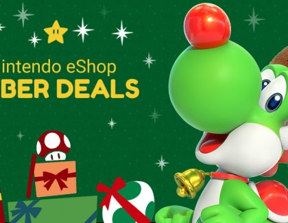Nintendo eShop Cyber Deals Kick Off
