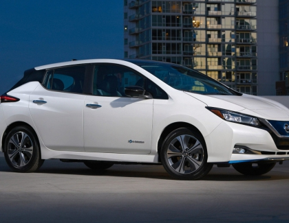 New Nissan LEAF Plus Offers is Powerful, Offers a  Power w/226 Mile Range