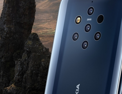 MWC: HMD Global Launches Nokia 9 PureView Smartphone With Five-camera Array