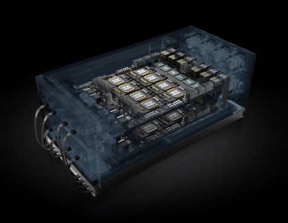 Chinese Companies Adopt Nvidia's HGX-2 Server and Turing T4 Cloud GPU