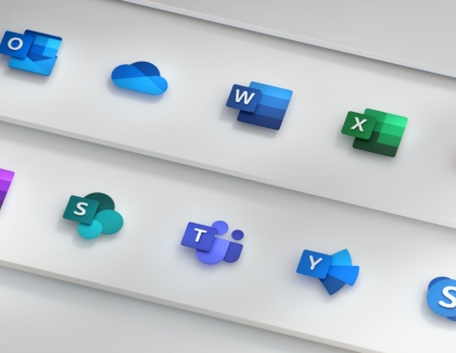 Microsoft's new Office Logos Rolling Out in the Following Months