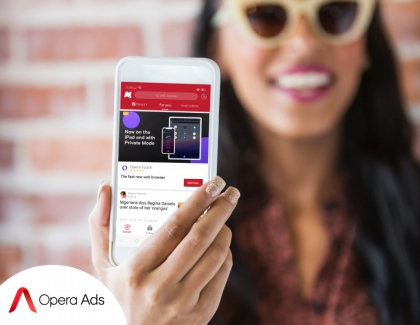 Opera Announces Opera Ads Content-based Native Advertising Platform