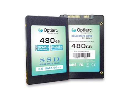 Optiarc Enters The SSD Market With Robust VP Series