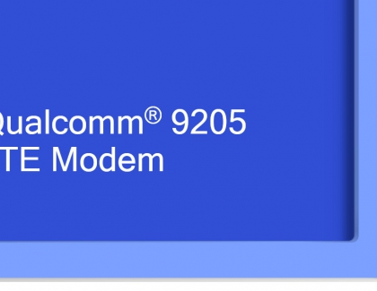 Qualcomm Introduces 9205 LTE Modem for IoT