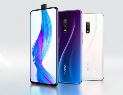Realme X Launched in India with Selfie Pop-up Camera