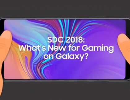 SDC18: Samsung Unveils New Mobile Game Developing Tools