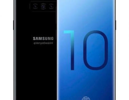 Report Reveals Samsung Galaxy S10 Specs