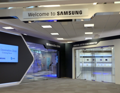 Samsung and AT&T Open Manufacturing-focused 5G Innovation Zone in Texas