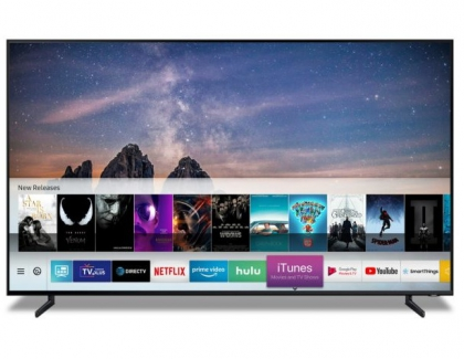 Samsung Smart TVs to Launch iTunes Movies & TV Shows and Support AirPlay 2