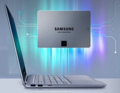 New Samsung 860 QVO SSD With QLC NAND Hits 4TB