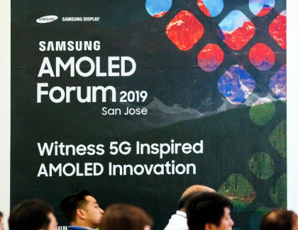 Samsung Display to Expand Its AMOLED Business Beyond Smartphones