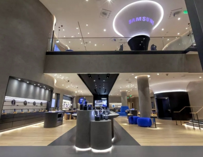 Samsung to Open Three New US Stores to Promote New Galaxy Devices and Other Products