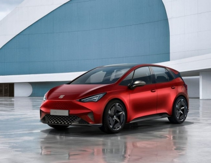 All-electric SEAT el-Born Premiers at Geneva Auto Show