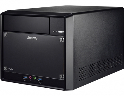 Entry-level SH310R4 Mini-PC Now Support 8th and 9th  generation Intel Processors