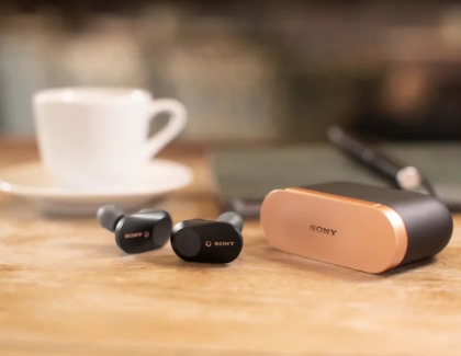 Sony Introduces the WF-1000XM3 Wireless Headphones With Noise Cancellation