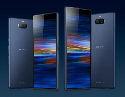 MWC: Sony Unveils New Flagship Xperia 1 Smarpthone, Xperia L3, Xperia 10 and 10 Plus