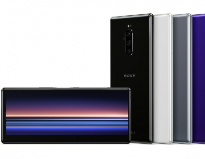 Sony's Flagship Xperia 1 Smartphone Available to Pre-order in Europe