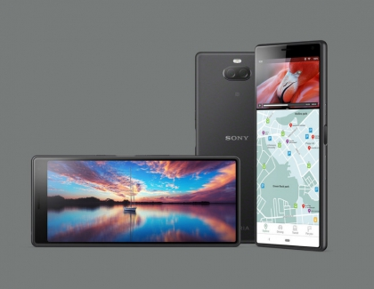 Sony Scales its Back Smartphone Business