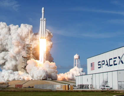 Space-X Explains Static Fire Test Anomaly Incident