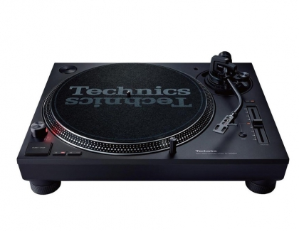 Technics SL-1200MK7 Turntable Launches in Japan
