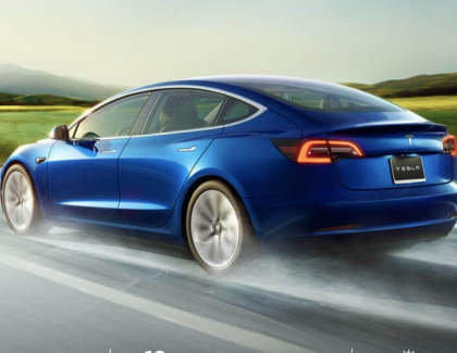 Audi and Porsche Said to be Impressed by Tesla Model 3's Electric Platform