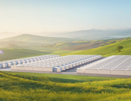 Tesla Introduces the Megapack Energy Storage Battery