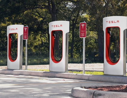 Tesla to Increase  Superchargers Within Cities