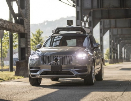 Uber Admits Self-driving Cars Are Still Years Away